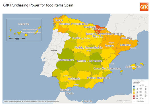 Spain Provinces 01 food items index_1