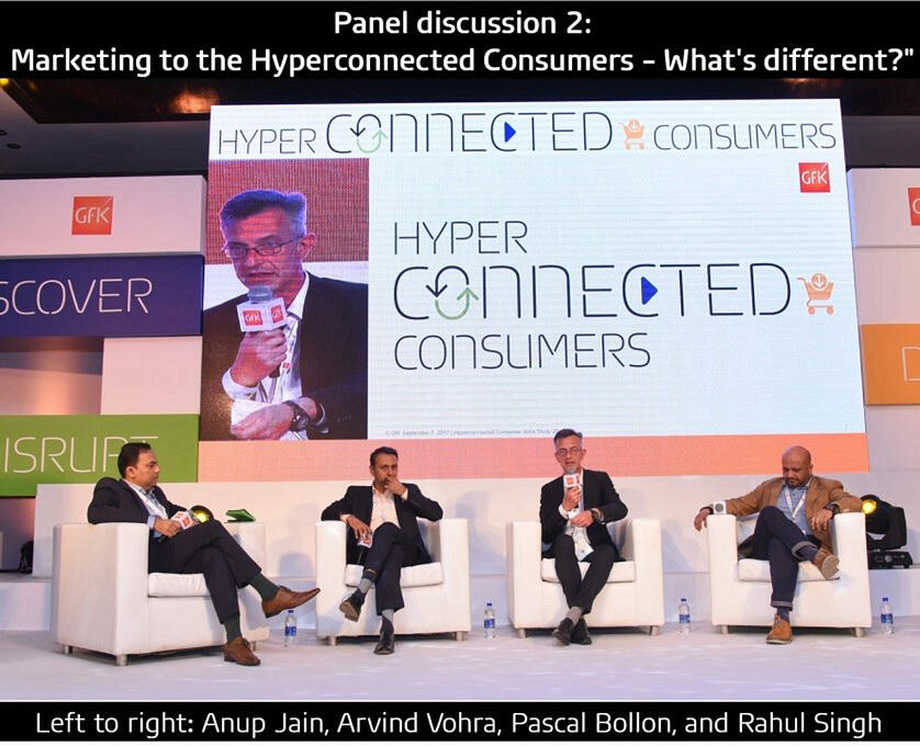 Marketing to the Hyperconnected Consumers - What's different?