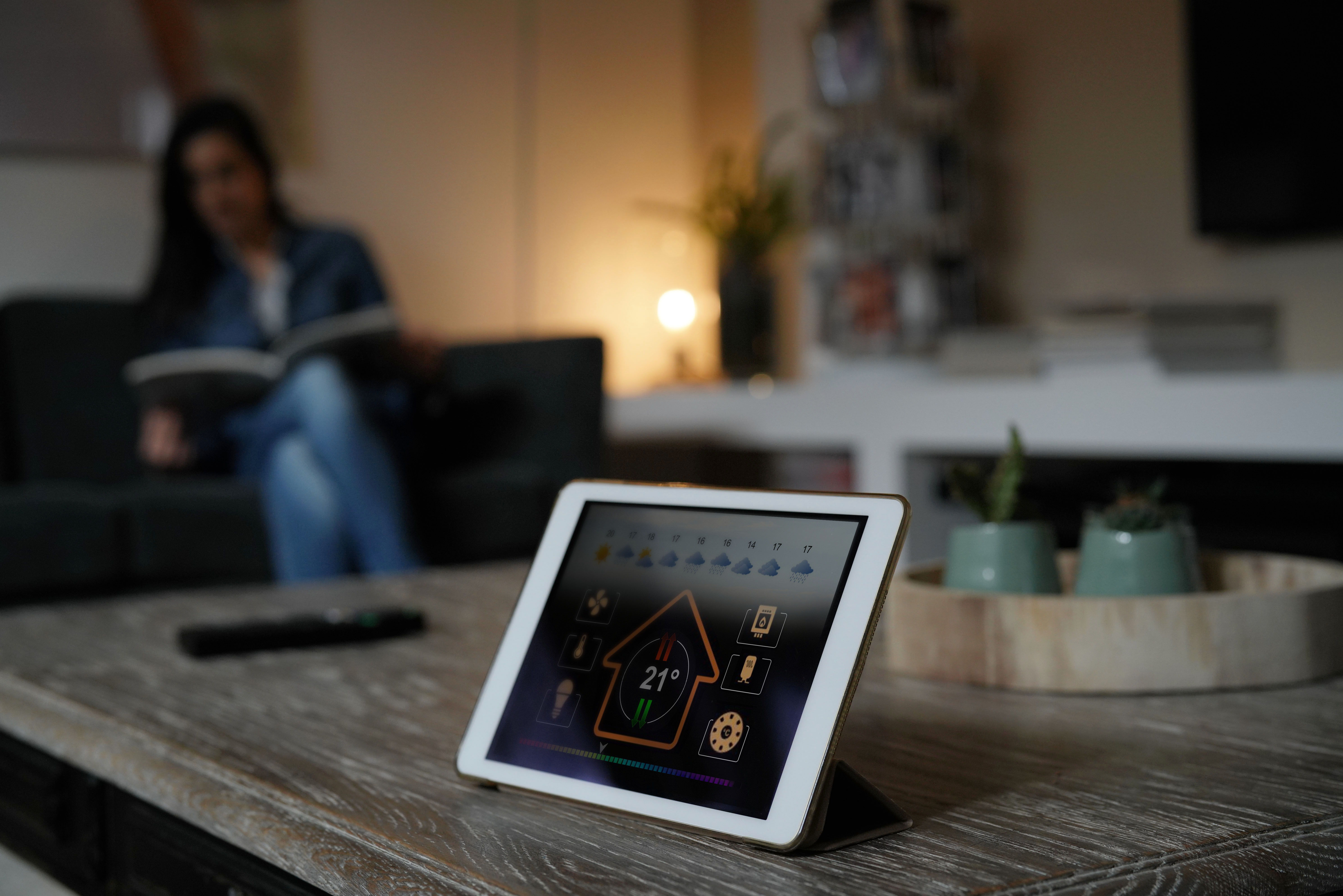Smart home devices trends show demand for voice activated control