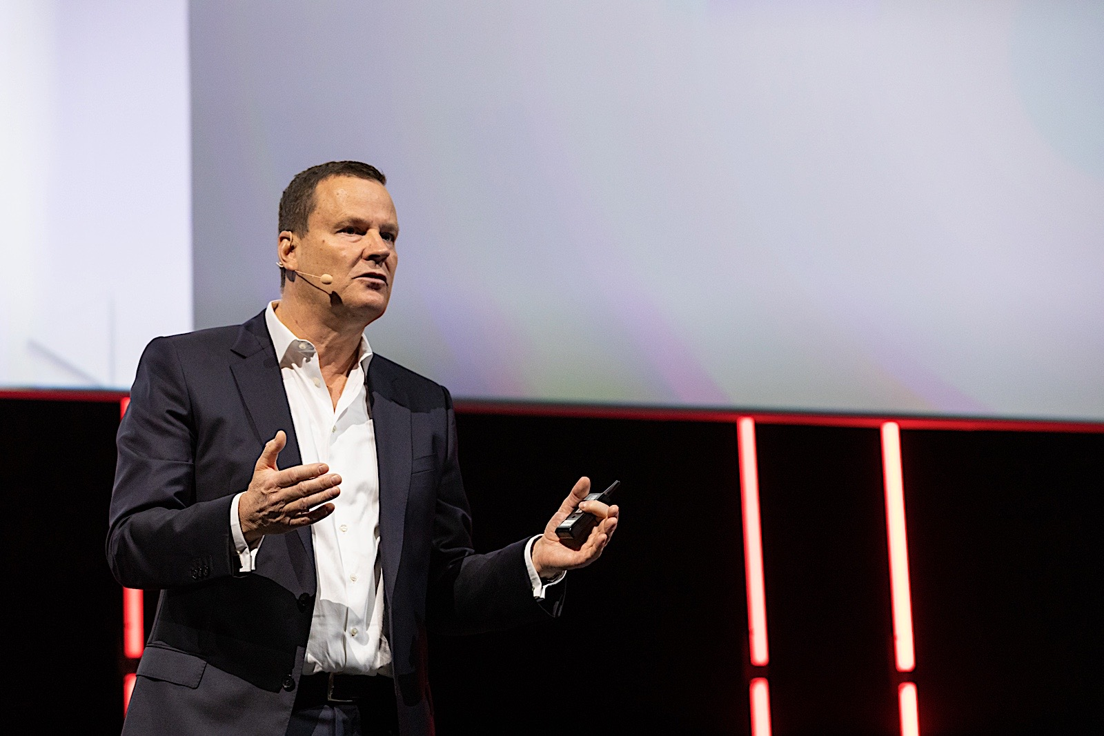 Peter Feld, GfK CEO, speaks about disruption, acceleration and data overload at IFA 2020