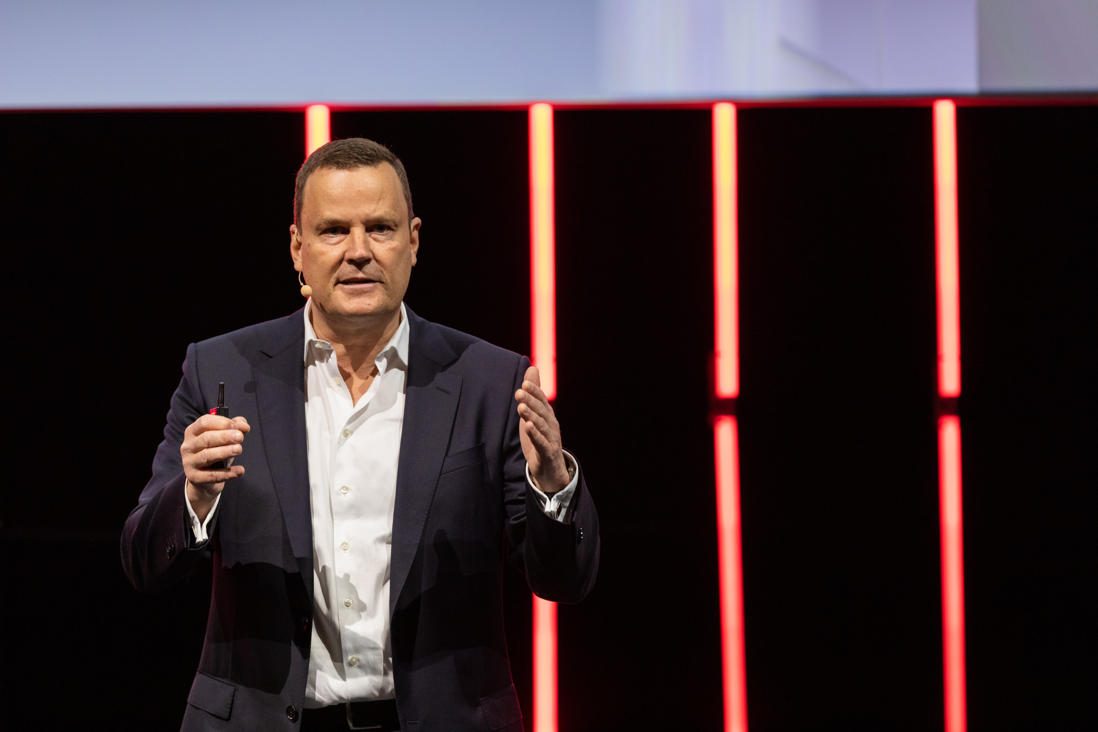 Peter Feld, CEO of GfK, outlines the reasons behind GfK's partnership with IFA
