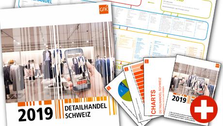 Detailhandel Schweiz 2019