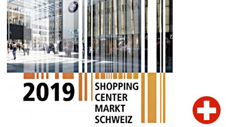 Shopping-Center Markt Schweiz 2019