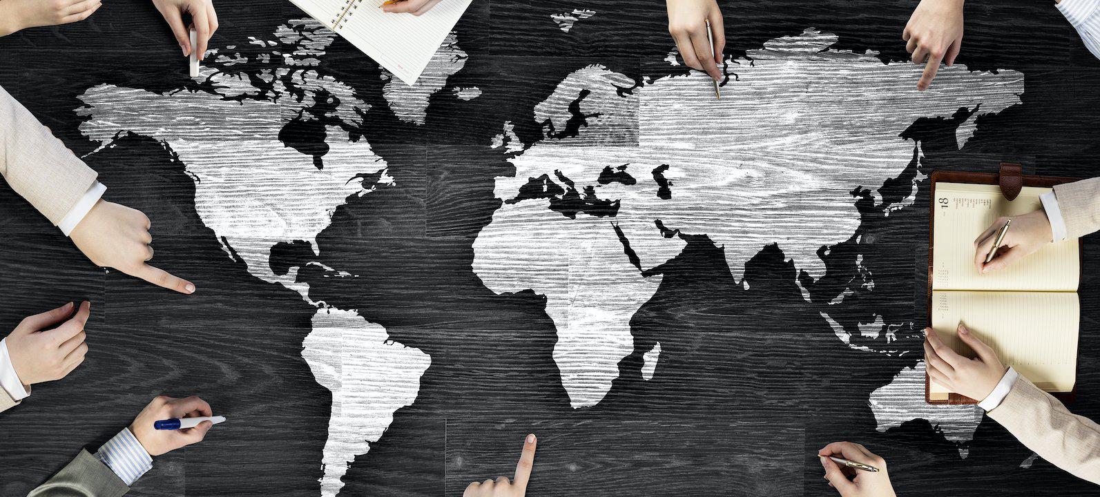GfK Geo+ Sales Territories