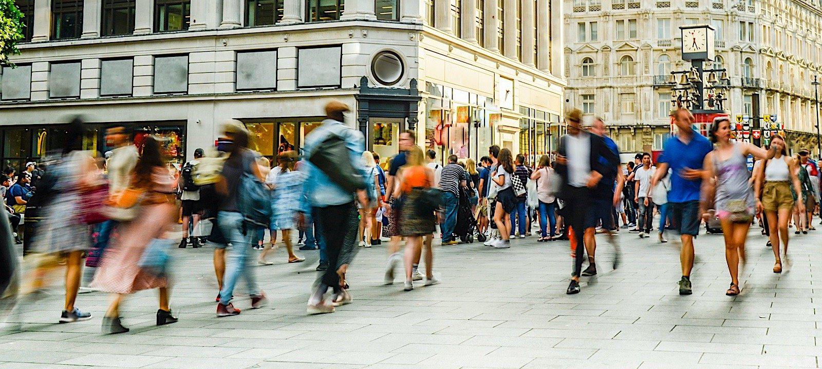 Shopper Behavior